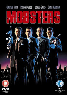 Mobsters movie video dvd