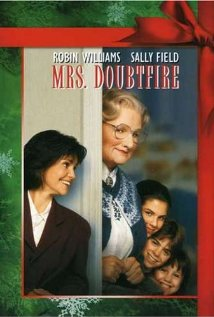 Mrs. Doubtfire comedy drama dvd video movie