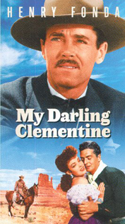 My Darling Clementine movie dvd video
