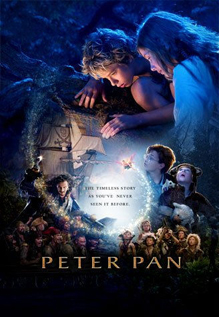 Peter Pan movie dvd video