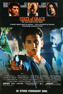 State of Grace video movie dvd