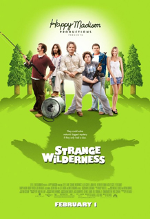 Strange Wilderness movie dvd video