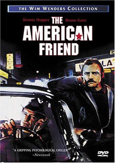 The American Friend movie dvd video