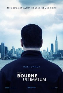 the bourne ultimatum action movie video dvd
