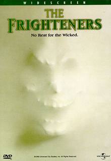 The Frighteners movie video dvd