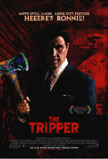 The Tripper movie video dvd