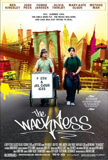 The Wackness dvd movie video