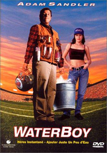 The Waterboy dvd movie video